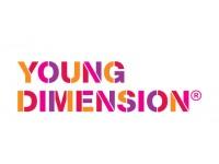<strong>Young Dimension</strong> является одной из дочерних фирм известного ирландского бренда Primark Направление Young Dimension берет свою энергию и стиль от цветных кубиков, которые так любят малыши, не зависимо от места своего проживания. Цветные кубики – игрушка, которая есть у всех детей, кубики привлекают малышей своей формой и яркими цветами. Young Dimension почерпнуло вдохновение именно из внешнего вида этих игрушек. <strong>Одежда Young Dimension</strong> рассчитана на две основные возрастные группы, самые маленькие от 6 месяцев и до 2 лет и дети от 2 до 7 лет. Одежда с веселыми, яркими нотками нравится малышам потому как пошита с использованием инновационной технологии, позволяющей определить подвижность ребенка определенного возраста. Стильные вещи радуют маленьких клиентов узорами, рюшами, приятной для глаз цветовой гаммой. Дизайнеры <strong>Young Dimension</strong> используют все свои знания и опыт для создания одежды, которая способствует всестороннему, гармоничному развитию личности. Важно, чтобы на ребенке была удобная, комфортная для игр и активных движений одежда, которая привлекательно выглядит и радует как ребенка так и окружающих. Одевайтесь стильно и модно вместе с торговой маркой <strong>Young Dimension</strong>! Множество положительных эмоций и впечатлений гарантировано родителям и детям!